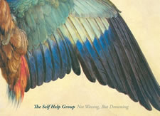 Album Review: The Self Help Group - Not Waving, But Drowning